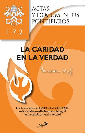 LA CARIDAD EN LA VERDAD (172)