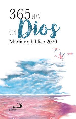365 DÍAS CON DIOS, MI DIARIO BÍBLICO 2020
