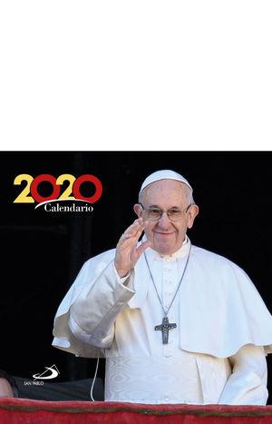 CALENDARIO PAPA FRANCISCO 2020