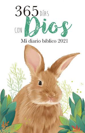 365 DÍAS CON DIOS, MI DIARIO BÍBLICO 2021