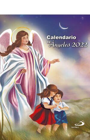 CALENDARIO DE ÁNGELES 2022