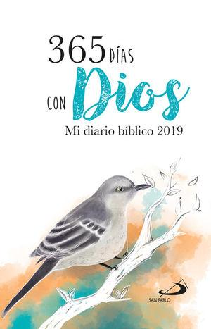 365 DIAS CON DIOS, MI DIARIO BÍBLICO 2019