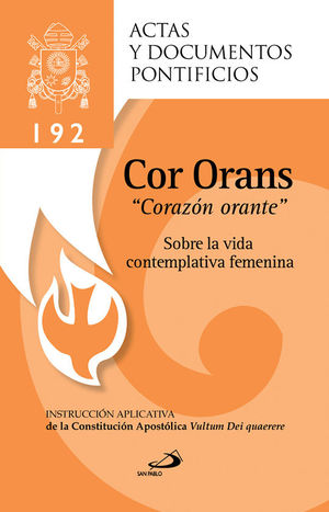 CORAZÓN ORANTE (192)