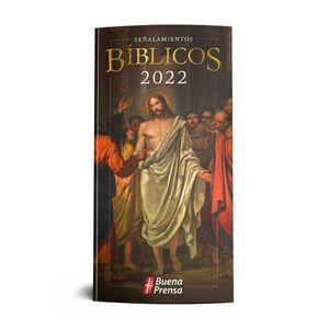 SEÑALAMIENTOS BIBLICOS 2022