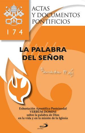 LA PALABRA DEL SEÑOR (174)