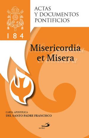 MISERICORDIA ET MISERA (184)