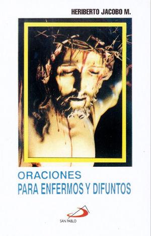ORACIONES PARA ENFERMOS Y DIFUNTOS / BOLSILLO