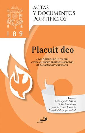PLACUIT DEO 189