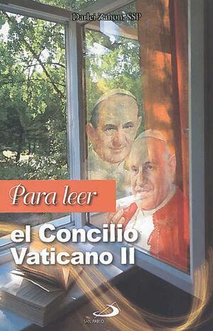 PARA LEER EL CONCILIO VATICANO II