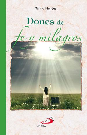 DONES DE FE Y MILAGROS