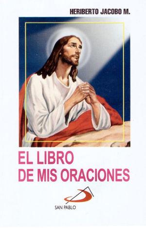 EL LIBRO DE MIS ORACIONES (BOLSILLO, PLÁSTICO)
