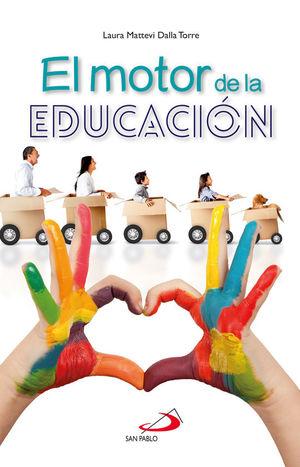 EL MOTOR DE LA EDUCACIÓN