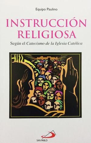 INSTRUCCIÓN RELIGIOSA