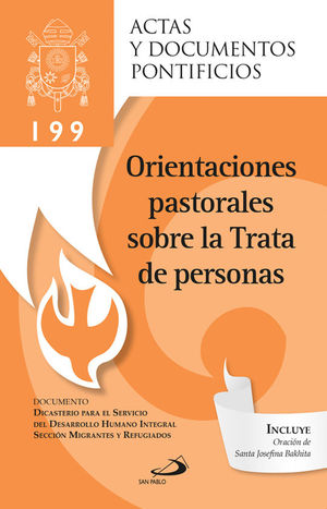 ORIENTACIONES PASTORALES SOBRE LA TRATA DE PERSONAS (199)