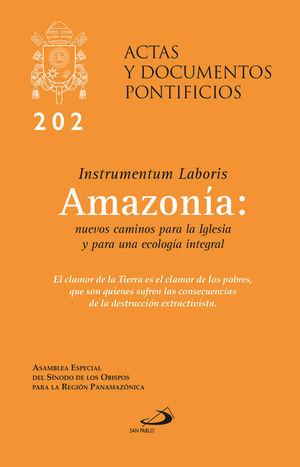 AMAZONÍA (202) INSTRUMENTO LABORIS