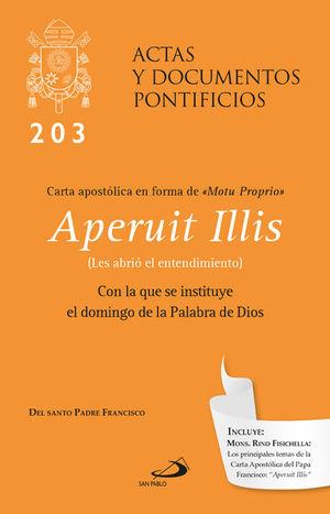 LES ABRIÓ EL ENTENDIMIENTO (203)