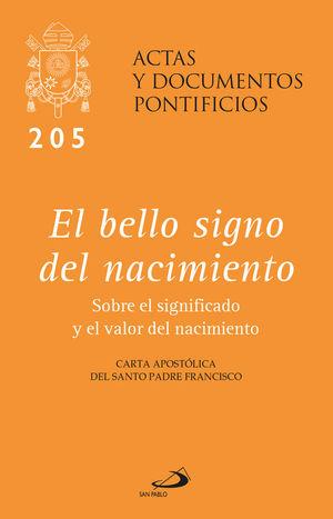 EL BELLO SIGNO DEL NACIMIENTO (205)