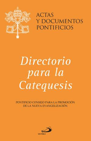 DIRECTORIO PARA LA CATEQUESIS