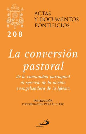 LA CONVERSIÓN PASTORAL (208)