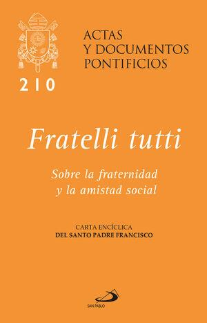 FRATELLI TUTTI (210)