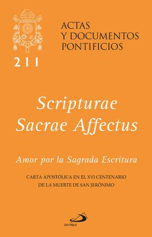 AMOR POR LA SAGRADA ESCRITURA (211)