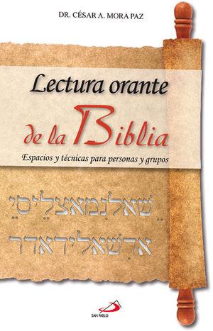 LECTURA ORANTE DE LA BIBLIA