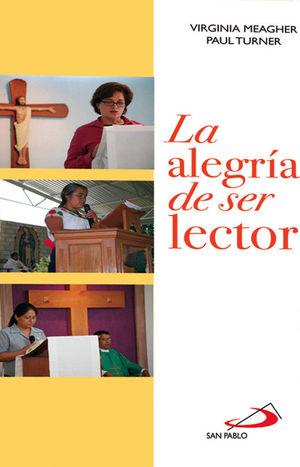 LA ALEGRÍA DE SER LECTOR