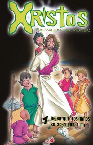 XRISTOS SALVADOR DEL MUNDO 1