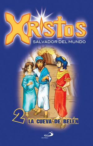 XRISTOS SALVADOR DEL MUNDO 2
