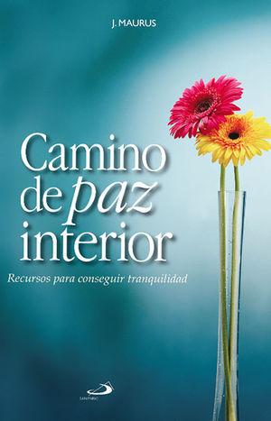 CAMINO DE PAZ INTERIOR