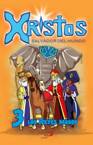 XRISTOS SALVADOR DEL MUNDO 3