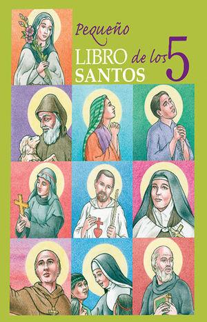 PEQUEÑO LIBRO DE LOS SANTOS 5
