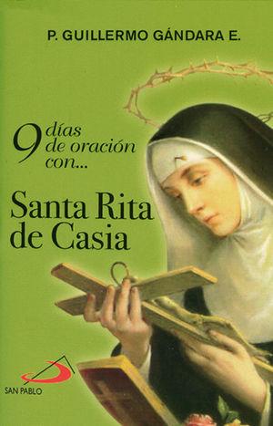 9 DÍAS DE ORACIÓN CON... SANTA RITA DE CASIA