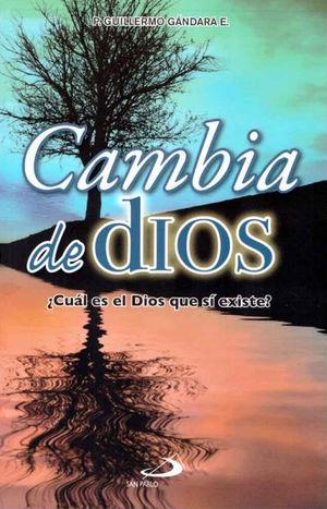 CAMBIA DE DIOS