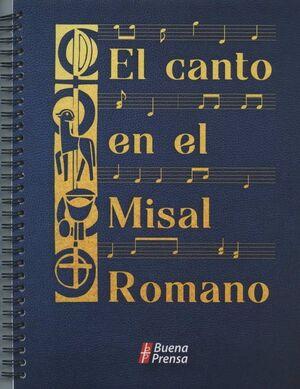 EL CANTO EN EL MISAL ROMANO