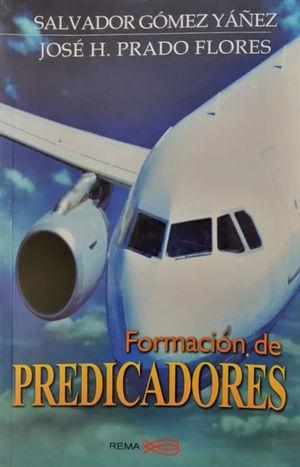 FORMACIÓN DE PREDICADORES