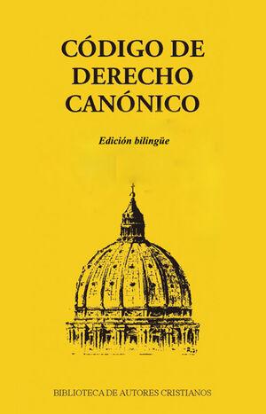 CÓDIGO DE DERECHO CANÓNICO (BOLSILLO)