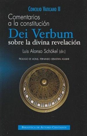 COMENTARIOS A LA CONSTITUCION DEI VERBUM