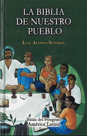 LA BIBLIA DE NUESTRO PUEBLO (BOLSILLO CON UÑEROS)
