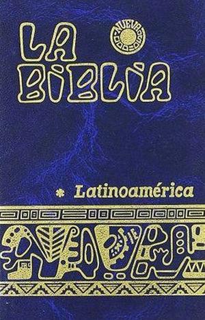 LA BIBLIA LATINOAMÉRICANA, LETRA NORMAL