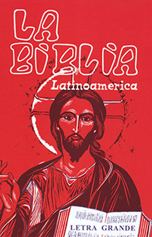 LA BIBLIA LATINOAMÉRICANA, RÚSTICA