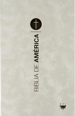 LA BIBLIA DE AMÉRICA / BOLSILLO, NACARADA