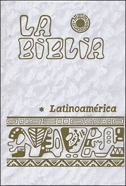 LA BIBLIA LATINOAMERICANA (BOLSILLO, NACARADA)