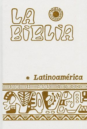 LA BIBLIA LATINOAMERICANA, BOLSILLO (BLANCA)
