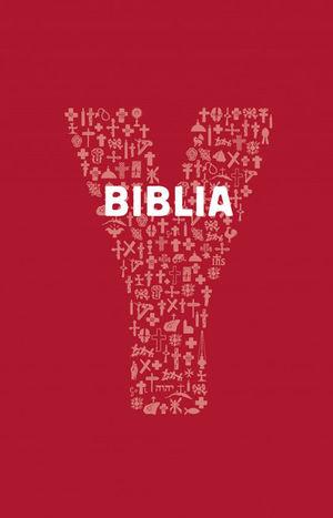 Y-BIBLIA: : BIBLIA DE LA IGLESIA CATÓLICA PARA JÓVENES