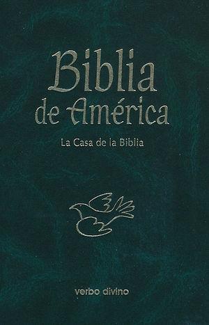 BIBLIA DE AMÉRICA / MANUAL