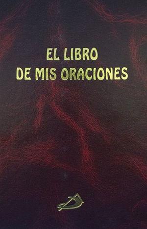 EL LIBRO DE MIS ORACIONES (COLOR, PASTA DURA)
