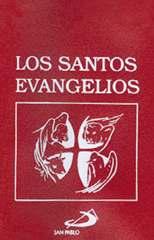 LOS SANTOS EVANGELIOS (PLÁSTICO)
