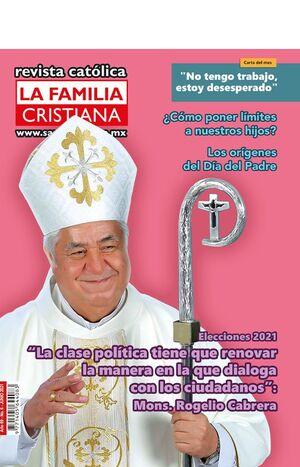 LA FAMILIA CRISTIANA, JUNIO 2020