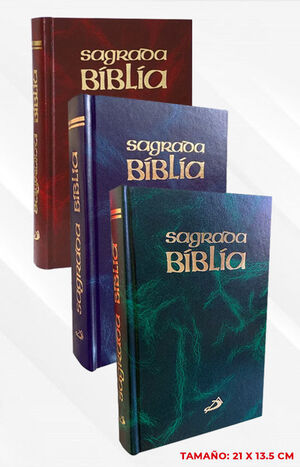 SAGRADA BIBLIA / COLOR